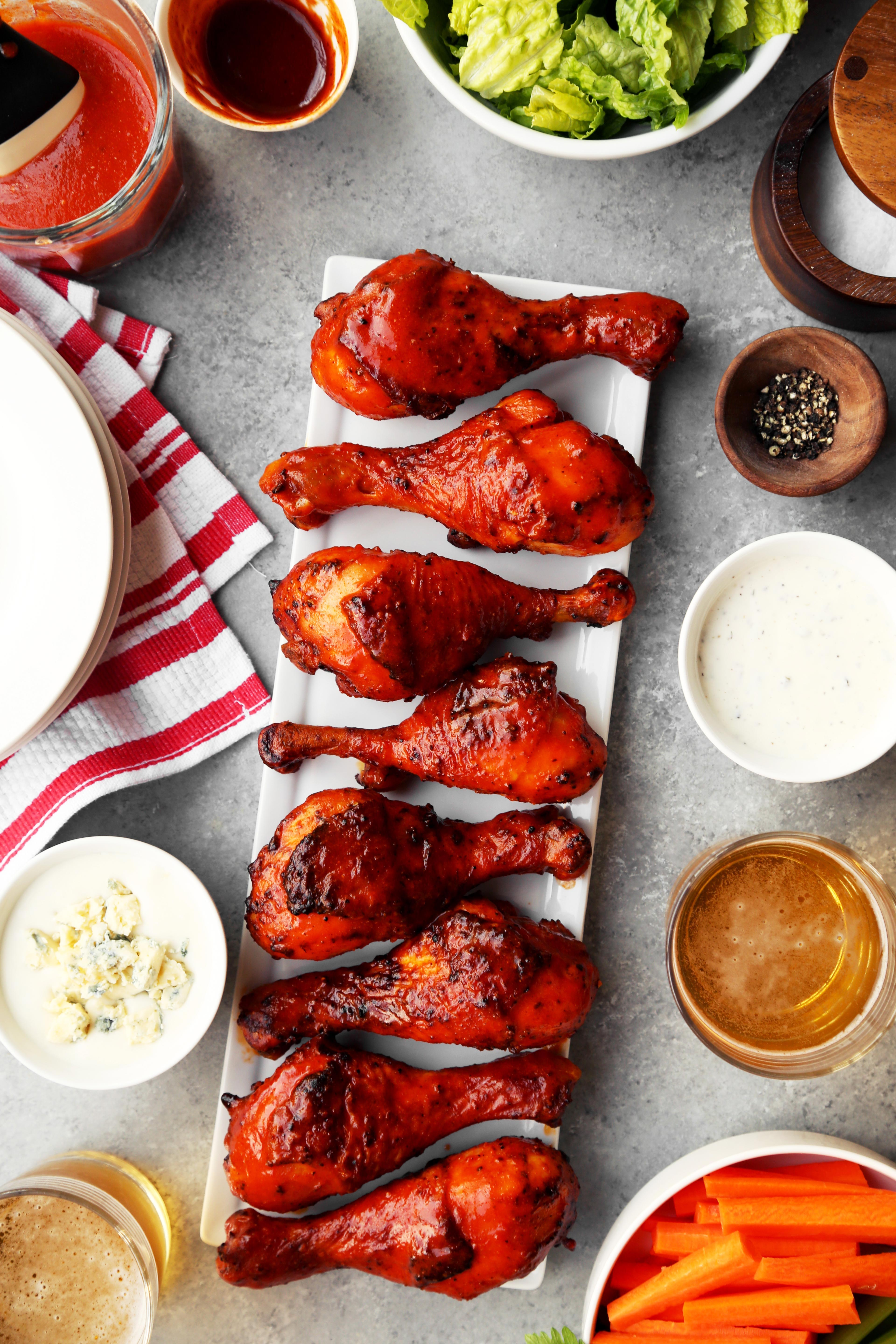 how to make chicken wing drumsticks