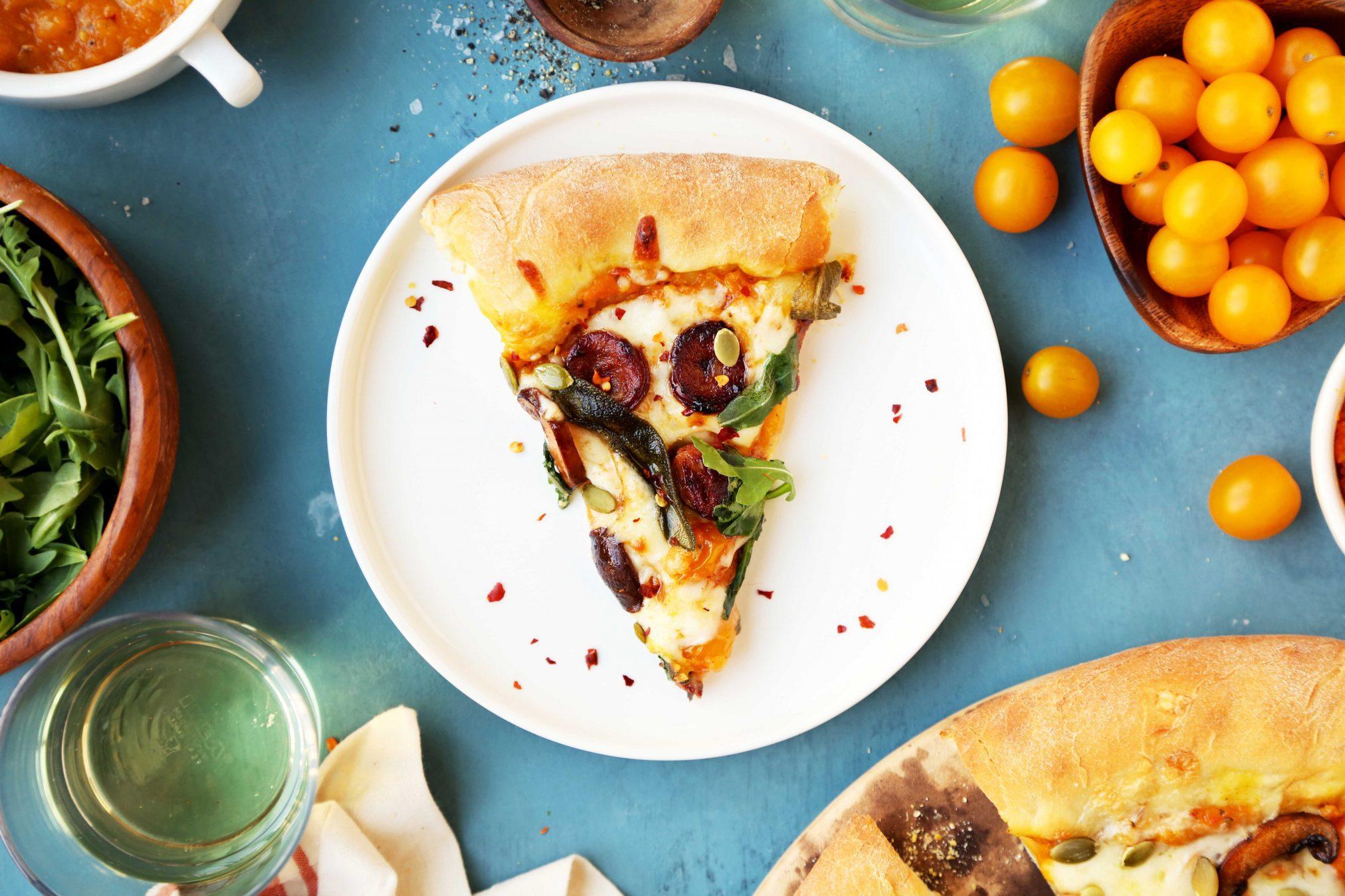 Pumpkin Pizza The Candid Appetite