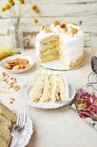 Banana Pudding Cake The Candid Appetite