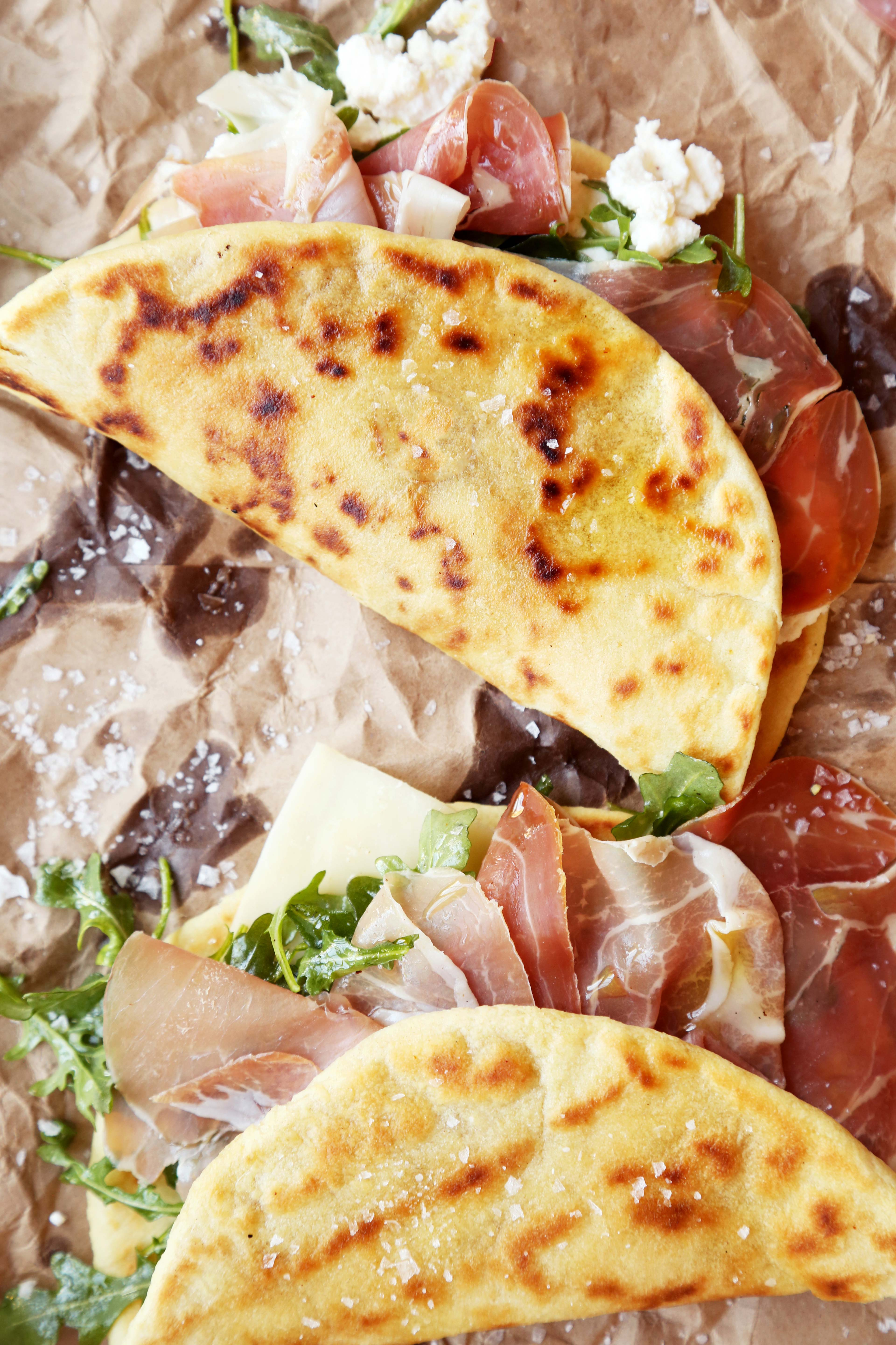 Piadina The Candid Appetite