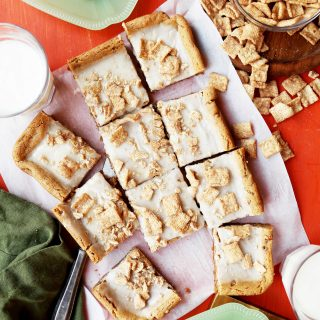 Cinnamon Toast Crunch Squares