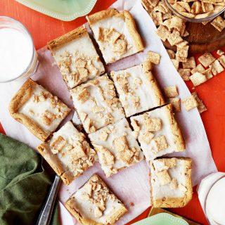 Cinnamon Toast Crunch Squares