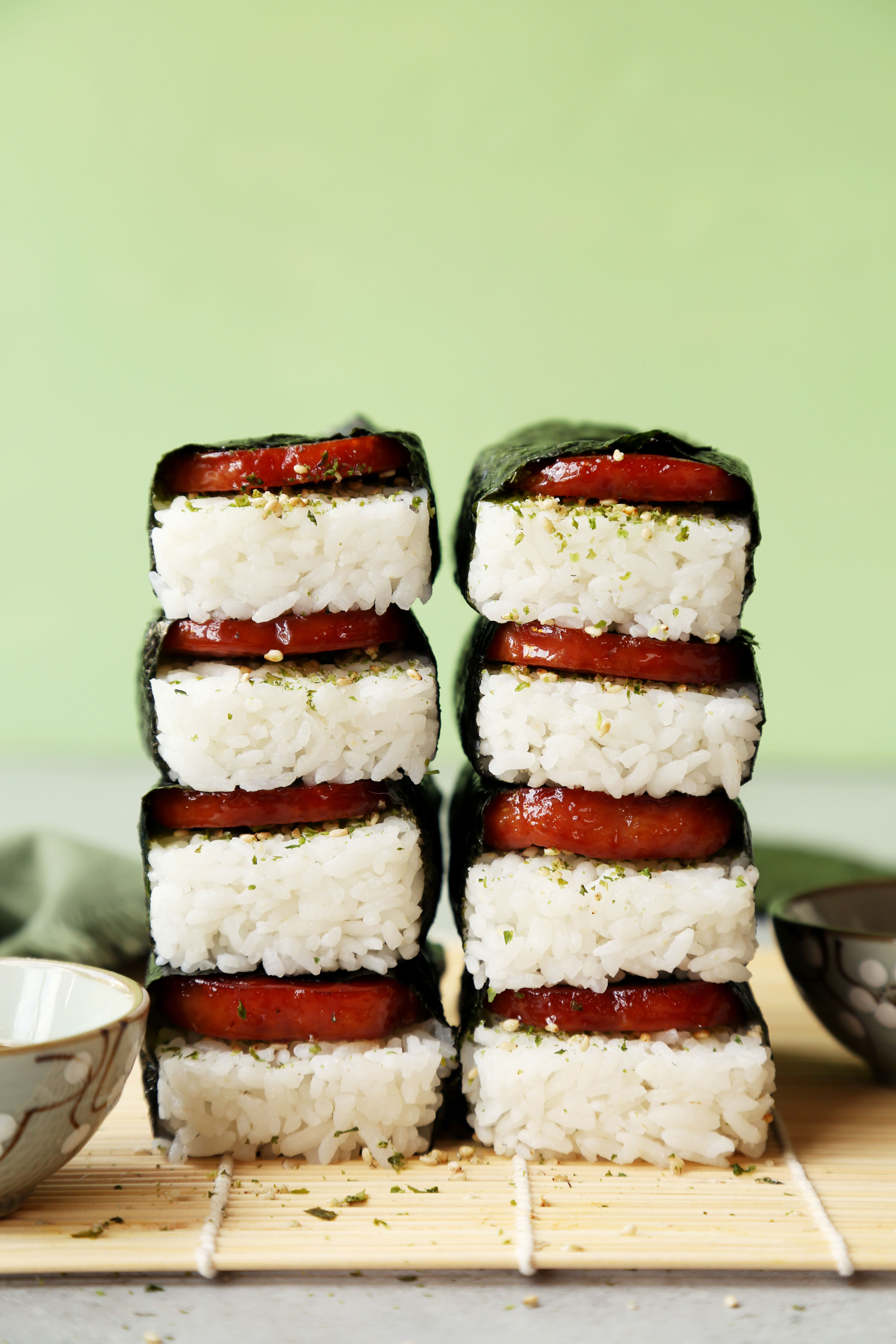 Spam Musubi The Candid Appetite