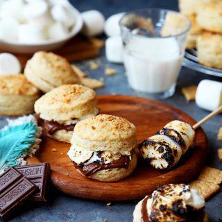 S'mores Biscuits